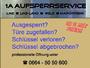 1A Aufsperrservice - Schlüsseldienst Linz - Aufsperrdienst Linz