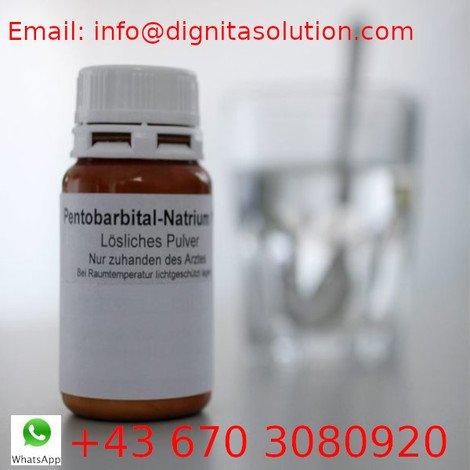 Kaufen Pentobarbital-Natrium aus Nembutal