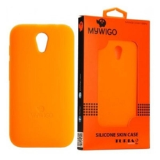 MandWIGO CO4192O Bumper Case Turia II orange