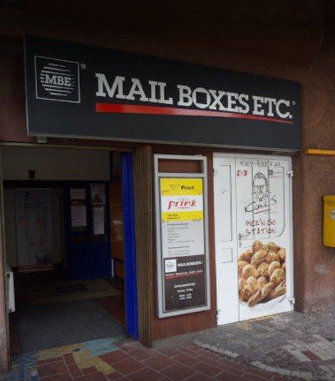 Mail Boxes Etc. - Versand, Verpackung, Grafik & Druck