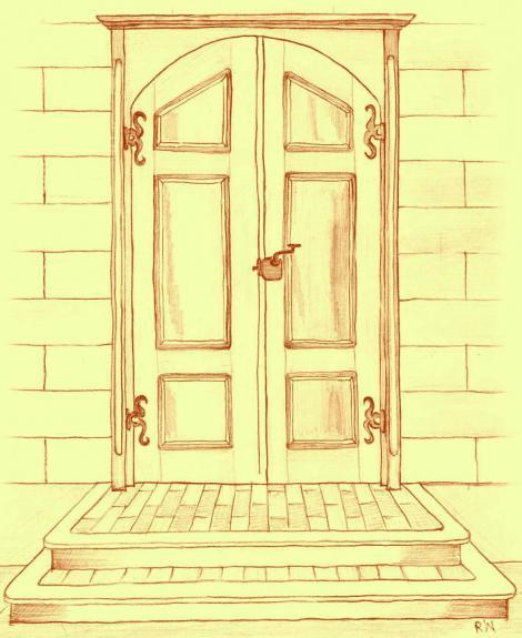 Rusticatio Türen und Fenster