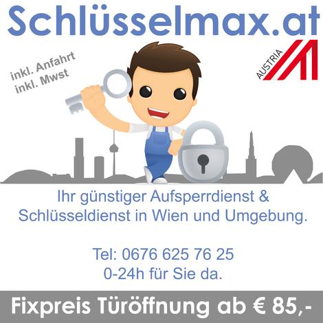 Schlüsselmax - Aufsperrdienst Wien