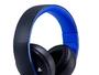 Drahtlose Kopfhörer Sony O2 PS4 / PS3 / PS Vita Schwarz Blau