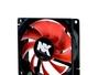 Nox Lüfter Box Series NX 8 cm rot