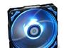 Nox Lüfter Box HFAN 12cm Led blau