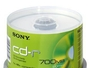 CD-R Sony 50CDQ80NSPMD Spindle 50