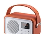 Tragbares Bluetooth-Radio Sunstech RPBT450OR Orange
