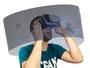 Virtual-Reality-Brille C8000