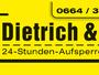 Dietrich & Co Aufsperrdienst Linz 0664 303 45 69