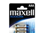 Maxell Alkaline Batterie 1,5V Tipo AAA Pack4
