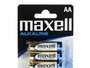 Maxell Alkaline Batterie 1,5V Tipo AA Pack4