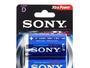 Plus Sony D LR20 1,5V AM1 Alkalinebatterien (2er Pack)