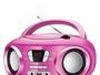 Radio/CD Bluetooth + mp3 BRIGMTON W-501 USB Rosa
