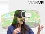 VIZIOVR 710 Virtual Reality-Brille mit Fernbedienung