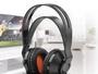 Drahtlose Kopfhörer One For All HP1030 Schwarz