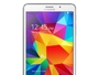 "Tablet Samsung Tab 4 Galaxy 7"" Wifi 8 GB Quad Core Weiß"