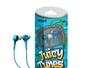 Kopfhörer Maxell M480 Juicy Tunes in-ear Blau