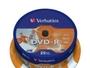 Verbatim DVD-R 4.7GB 16x bedruckbar Pkg. 25Stk.