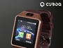 CuboQ Smartwatch Kupfer