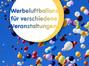 Luftballons als Werbeartikel sind beliebte Streuartikel für Kinder.