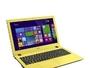 "Laptop Acer E5-573G-34W6 4 GB 15.6"" Windows 10 Home i3 4005U Schwarz Gelb"